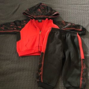 3-6month Reebok outfit